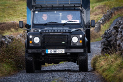 4x4 Off Road Truck Galway Activities Pádraig and Aonghus Hernon