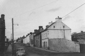 View of Craughwell - 1950