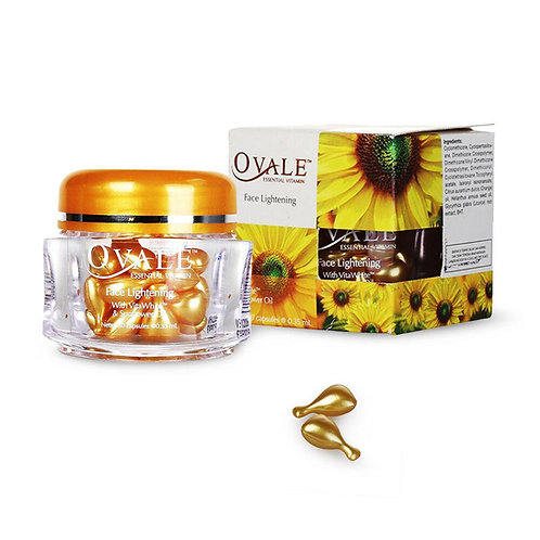 Ovale Face Essential Vitamins Lightening 30 капсул
