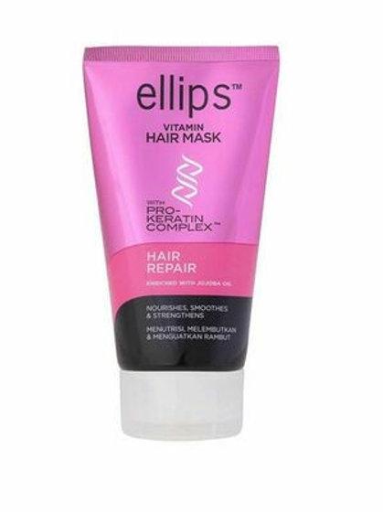 Ellips Hair Mask Pro Keratin Hair Repair Tube 120g