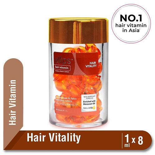 Ellips Hair Vitamin Moroccan Oil Hair Vitality Jar 50 x 1 ml