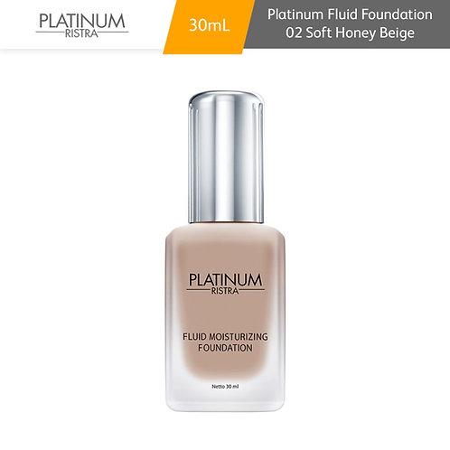 Platinum Fluid Foundation  30ml