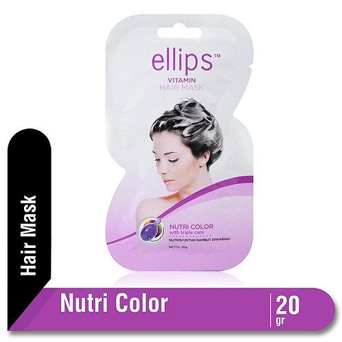 Ellips Hair Mask Nutricolor 20 gr