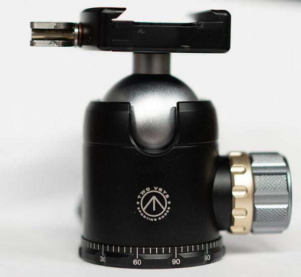 Vets 44mm Ballhead w/QR PlateTwo