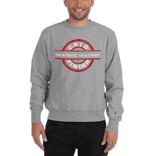 Grid Finder - Champion Sweatshirt