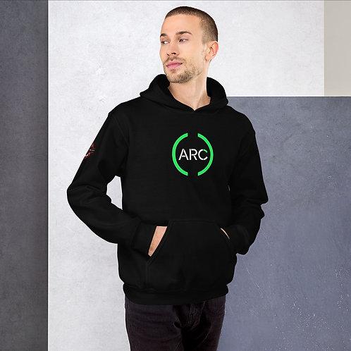 Premium ARC Unisex Hoodie, Green
