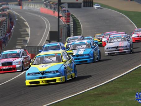VRCC Group A DTM Race Report 1