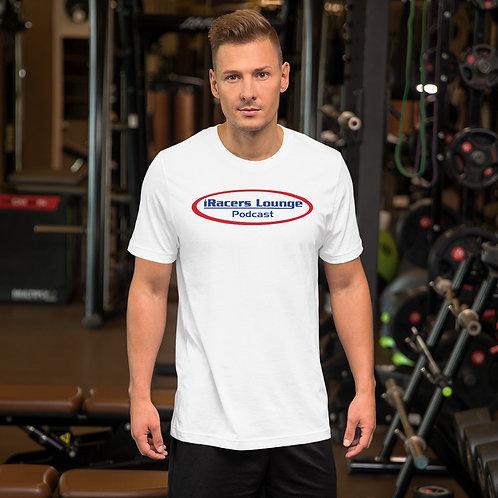 iRacers Lounge | Short-Sleeve Unisex T-Shirt