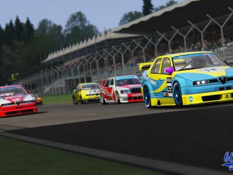 VRCC DTM Round 3