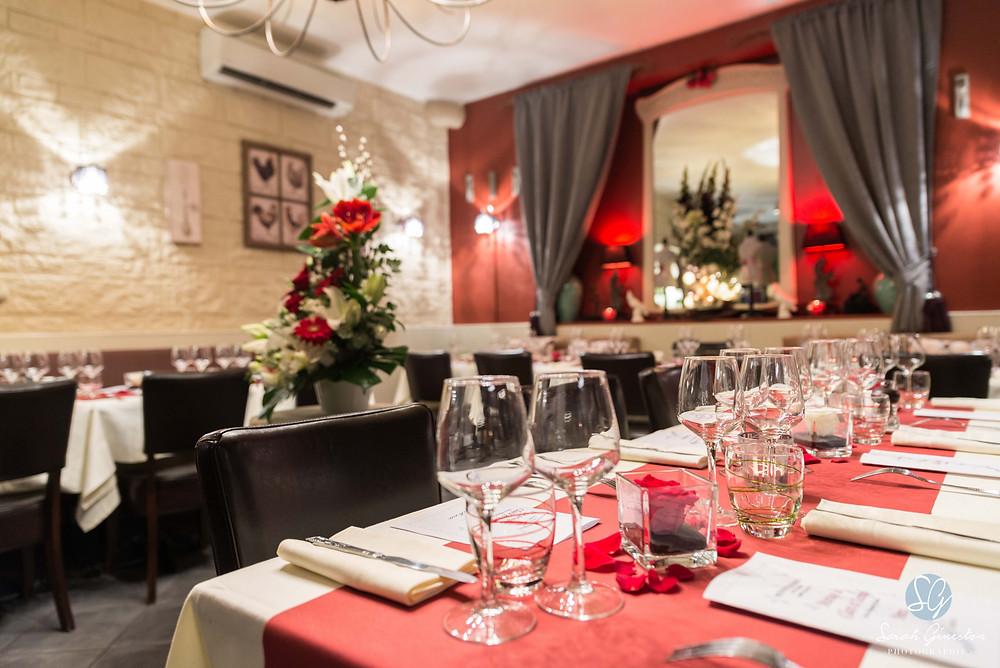 Photographe mariage Paris France cocktail vin d'honneur dîner décoration