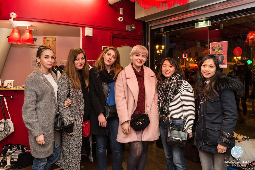 Photographe événementiel Paris blogueuse