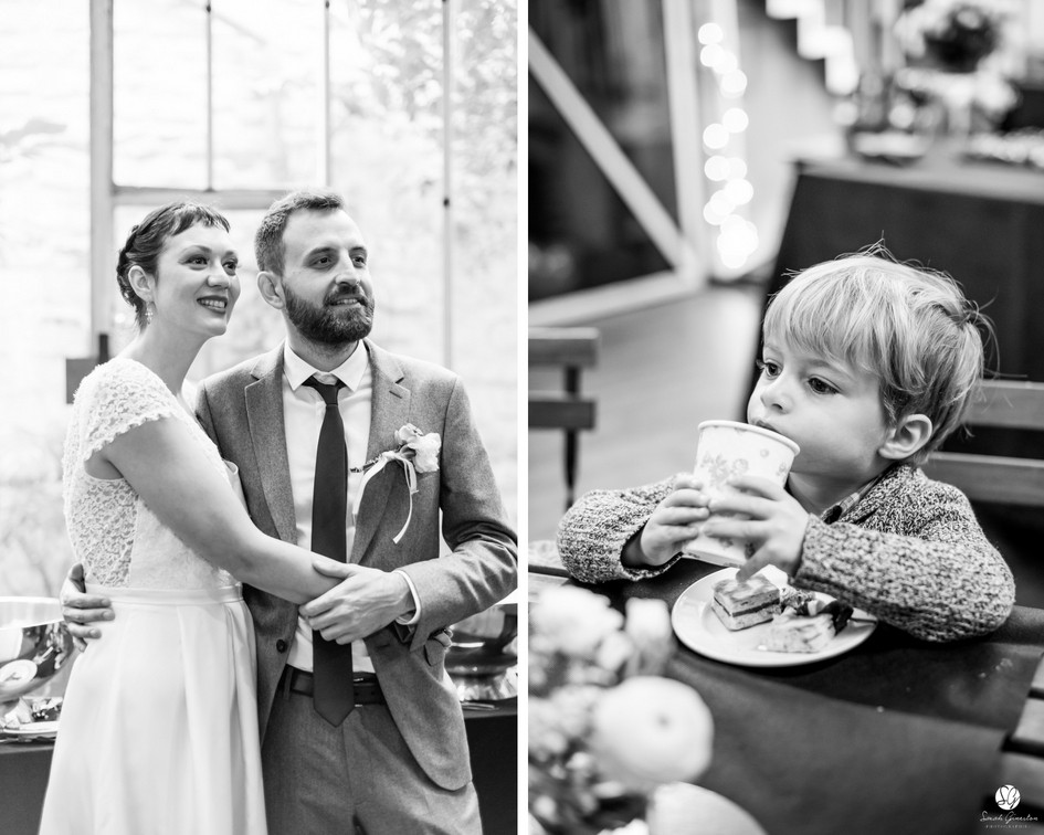 Photographe mariage Paris mariés