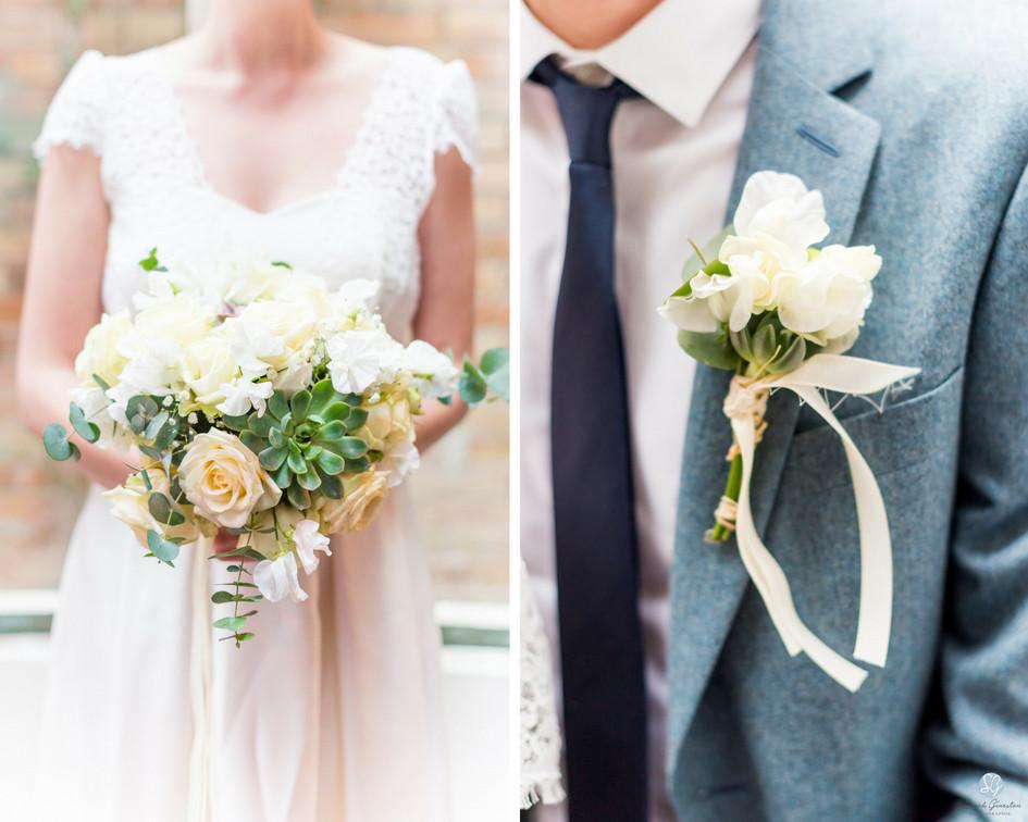Photographe mariage Annecy Aix-les-Bains Chambéry fleurs