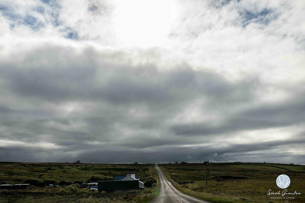 Photographe Ecosse livre paysage randonnées voyage