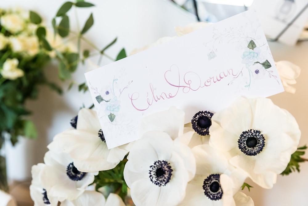 Photographe mariage Paris faire part