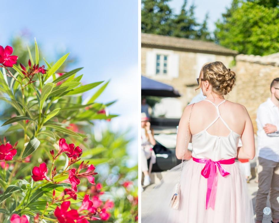 Photographe mariage Mas de Loisonville Grillon vin d'honneur  France Provence Savoie