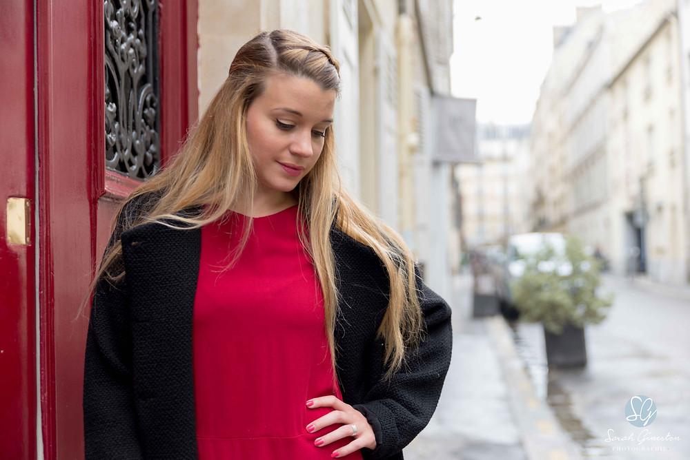 Photographe portrait mode Paris
