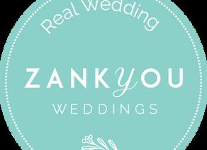PUBLICATION D'UN MARIAGE SUR LE SITE ZANKYOU
