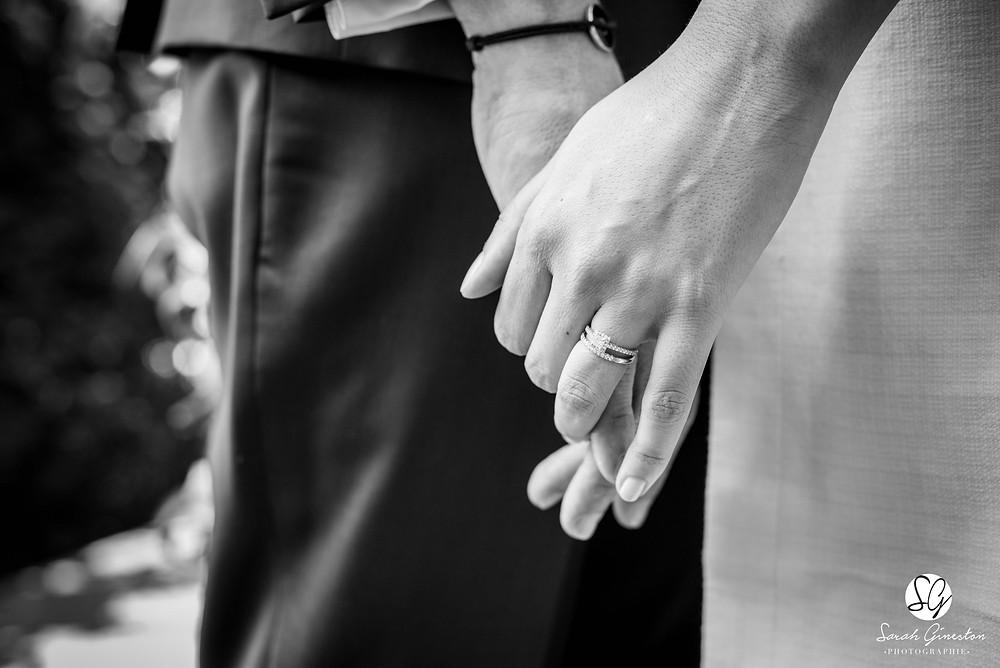 Photographe mariage Paris France alliances mariés Hôtel Renaissance Paris Le Parc Trocadéro