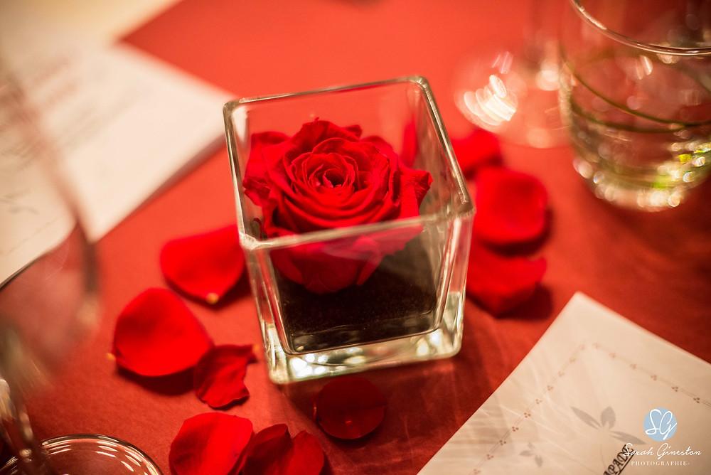 Photographe mariage Paris France dîner décoration fleur