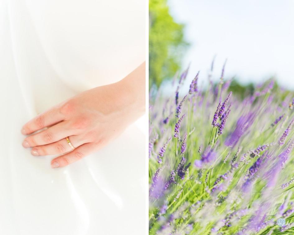 Photographe mariage alliance lavande Mas de Loisonville Grillon Provence Gard Lubéron Savoie Haute-Savoie