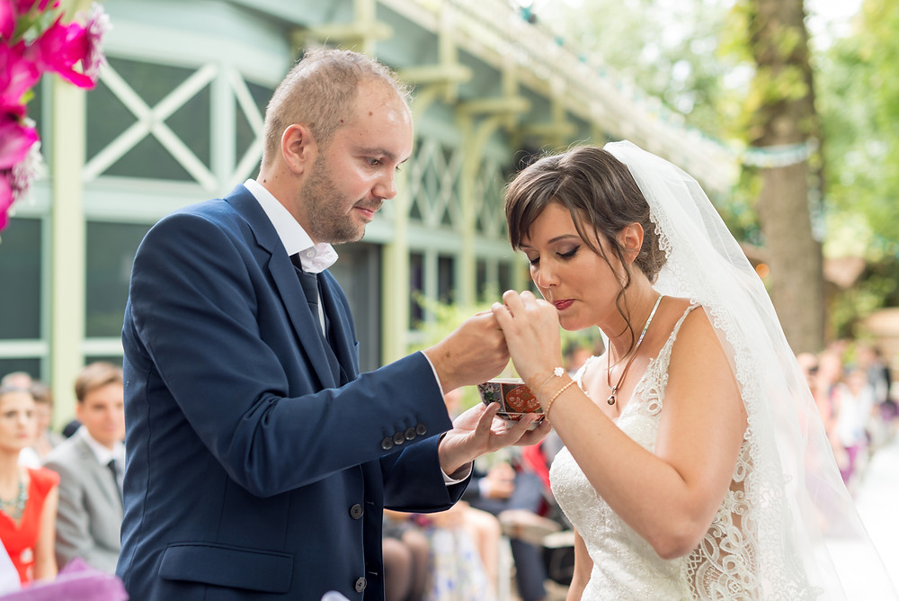 Photographe mariage Paris cérémonie laïque