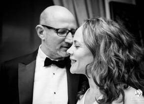 UN ÉLÉGANT MARIAGE D'HIVER À CROISSY-SUR-SEINE- C & D