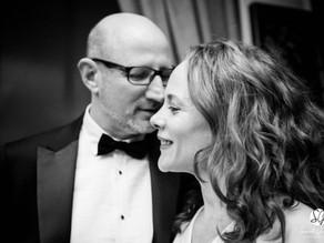 UN ÉLÉGANT MARIAGE D'HIVER - C & D