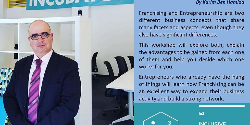 Franchise vs. Start-Up Workshop