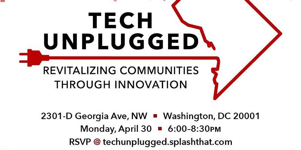 Tech Unplugged: Revitalizing Communities Through Innovation