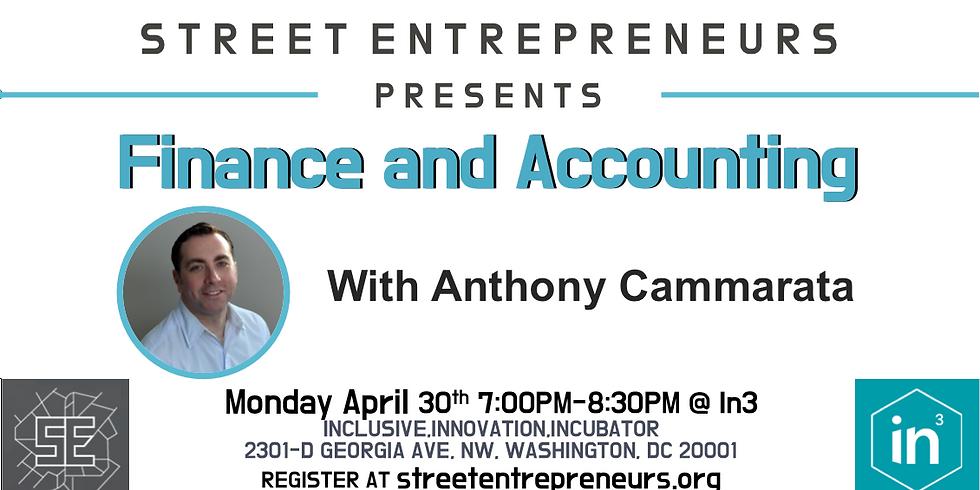 Street Entrepreneurs - Finance & Accounting
