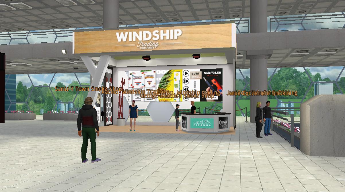 Windship Crowd (1)