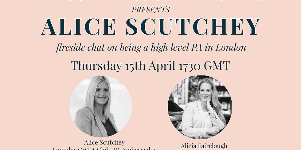 EA How To Fireside Chat w/Alice & Alicia