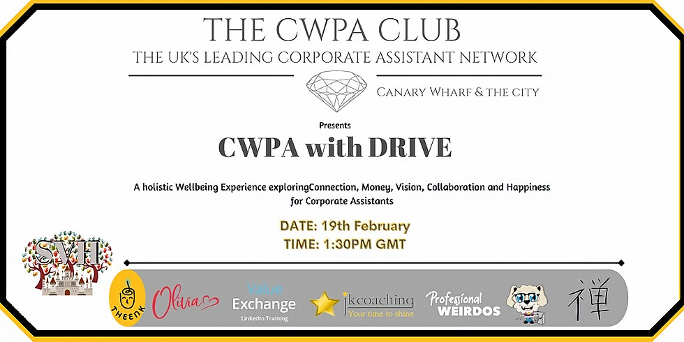 CWPA with DRIVE