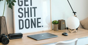 How to Shift Out of Overwhelm & Get Sh*t Done!