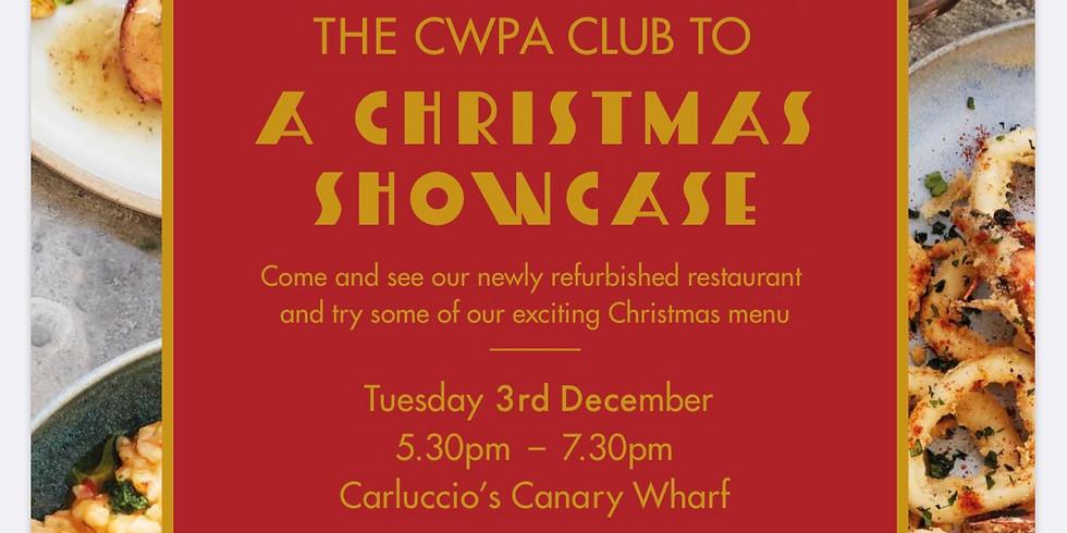 Carluccio's Christmas Showcase