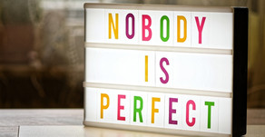 How to Ditch Your Perfectionism