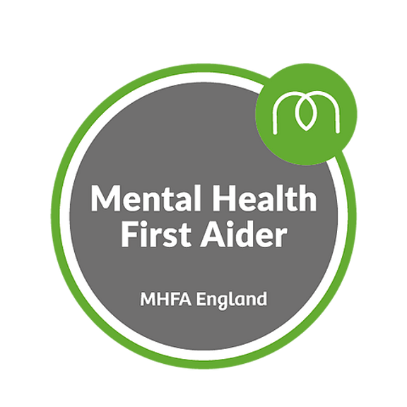 Become a Mental Health First Aider! (May)