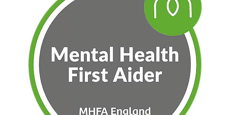 Become a Mental Health First Aider! (Sept)