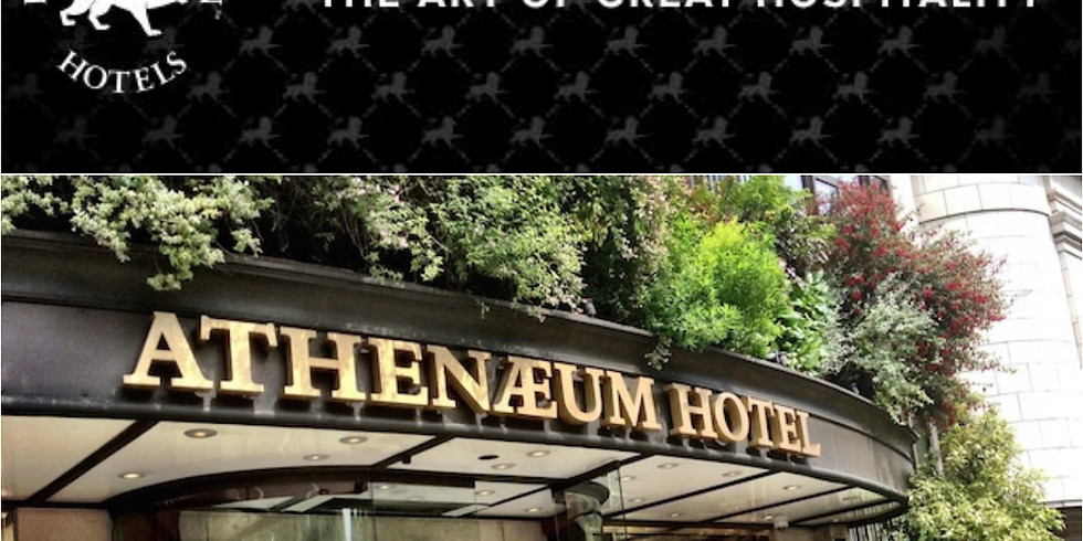 CWPA 'Meet the Hotelier' Dinner