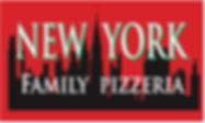 New York Family Pizza Logo