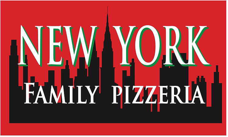 New York Family Pizza Logo