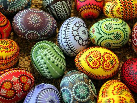 April 2021 - Celebrating Global Traditions