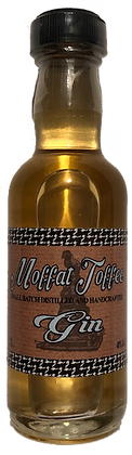 Moffat Toffee Gin 5cl 37.5% ABV