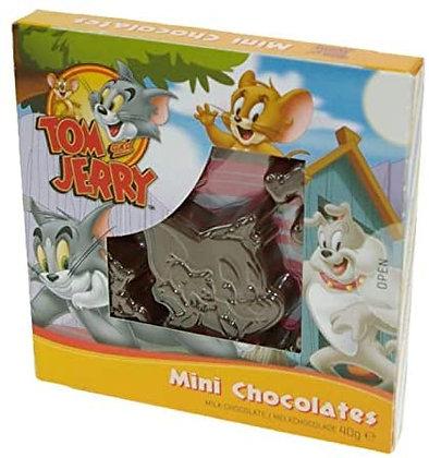 Tom and Jerry Mini Chocolates Box 40g