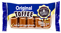 Walker's Nonsuch Originall Toffee Bar 100g
