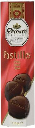 Droste Pastilles Dark Chocolate 100g