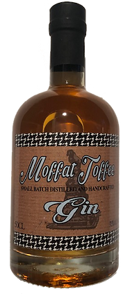 Moffat Toffee Gin 50cl 37.5% ABV