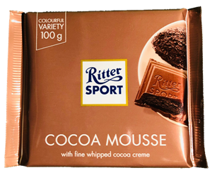 Ritter Sport Cocoa Mousse