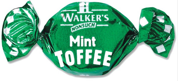Mint Toffees (Walker's Nonsuch)